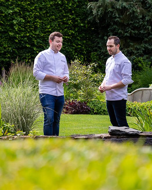 Image Het duo: Jean Vrijdaghs & Sébastien Hankard